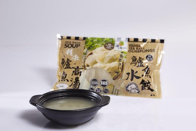 【峰漁佳食】精燉鱸魚高湯 600g±5%/包 低熱量、低脂肪、低鈉 4