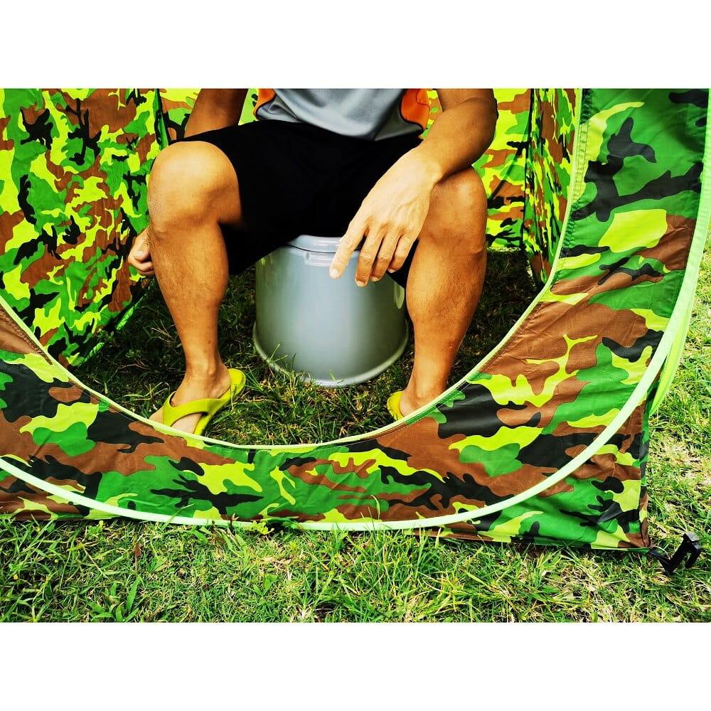 露營馬桶座 行動馬桶 1