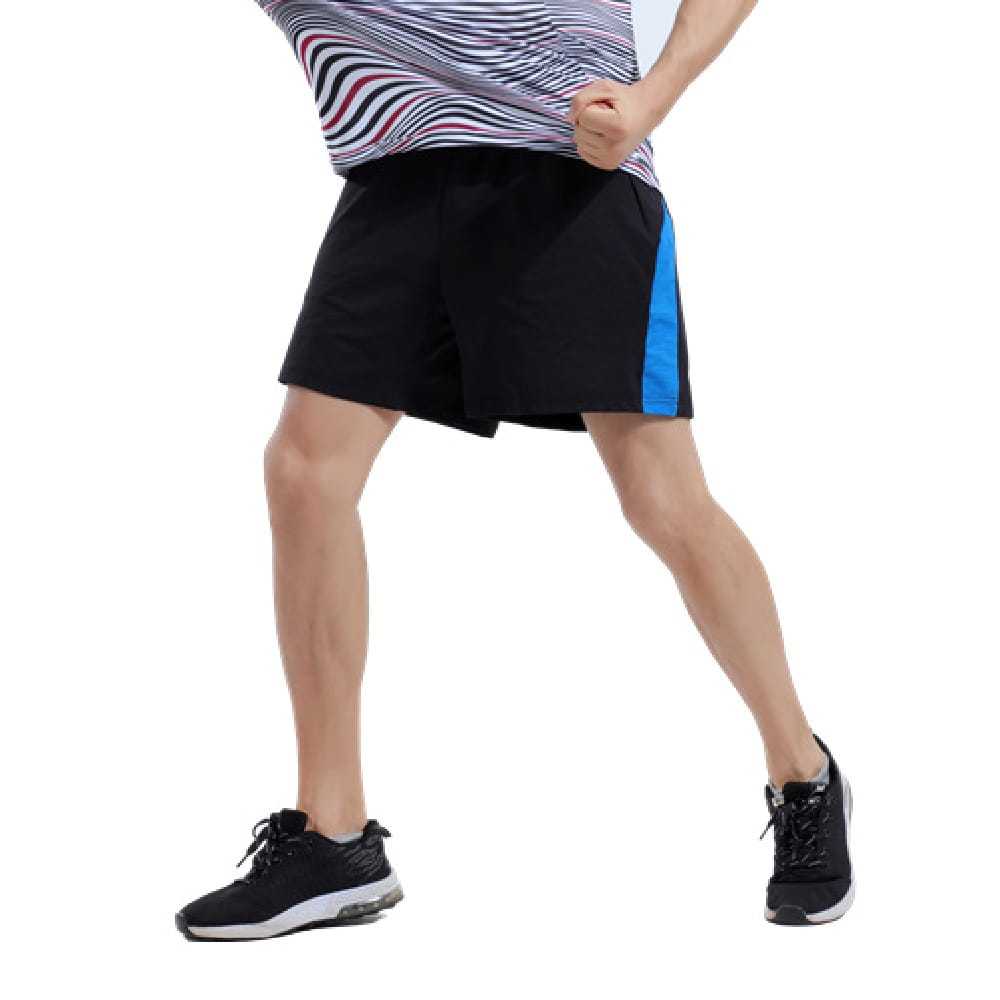 【NEW FORCE】輕量快乾鬆緊拉繩五分短褲-2色可選 9