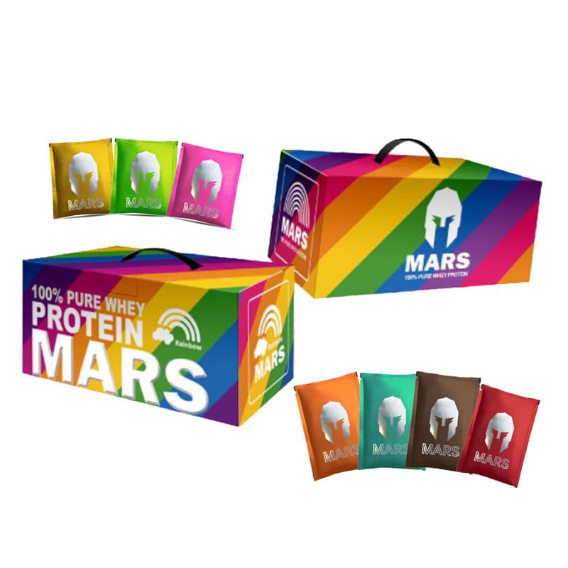 【Mars戰神】MARS戰神 低脂乳清蛋白 彩虹分享包 2