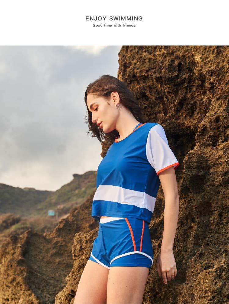 【MARIUM】大女三件式泳裝 - SUPER GIRL 10