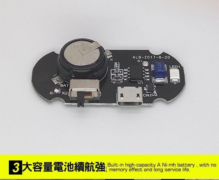 超擬真太陽能防盜警示燈 8