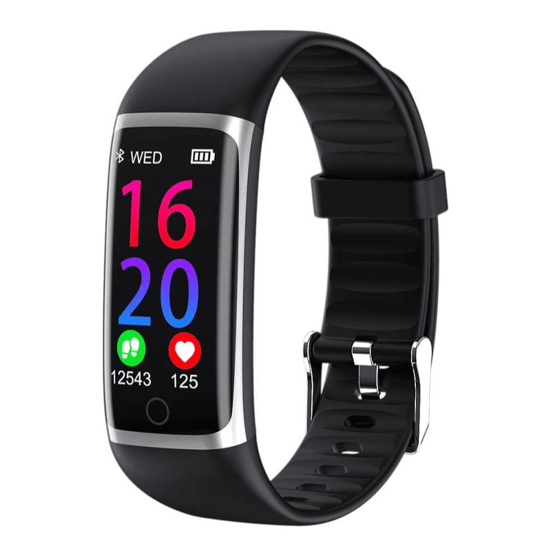 【Osmile】 TMP100 銀髮族健康管理運動手環 (脈搏血氧)-黑 0