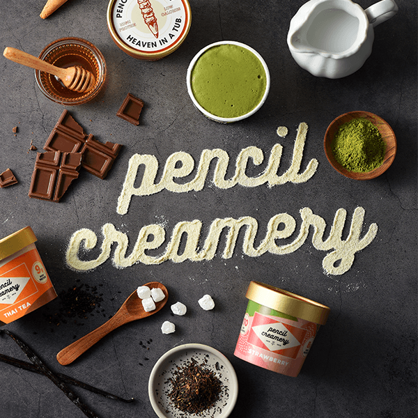 【PENCIL CREAMERY】低脂高蛋白冰淇淋6入起/盒(口味任選) 0