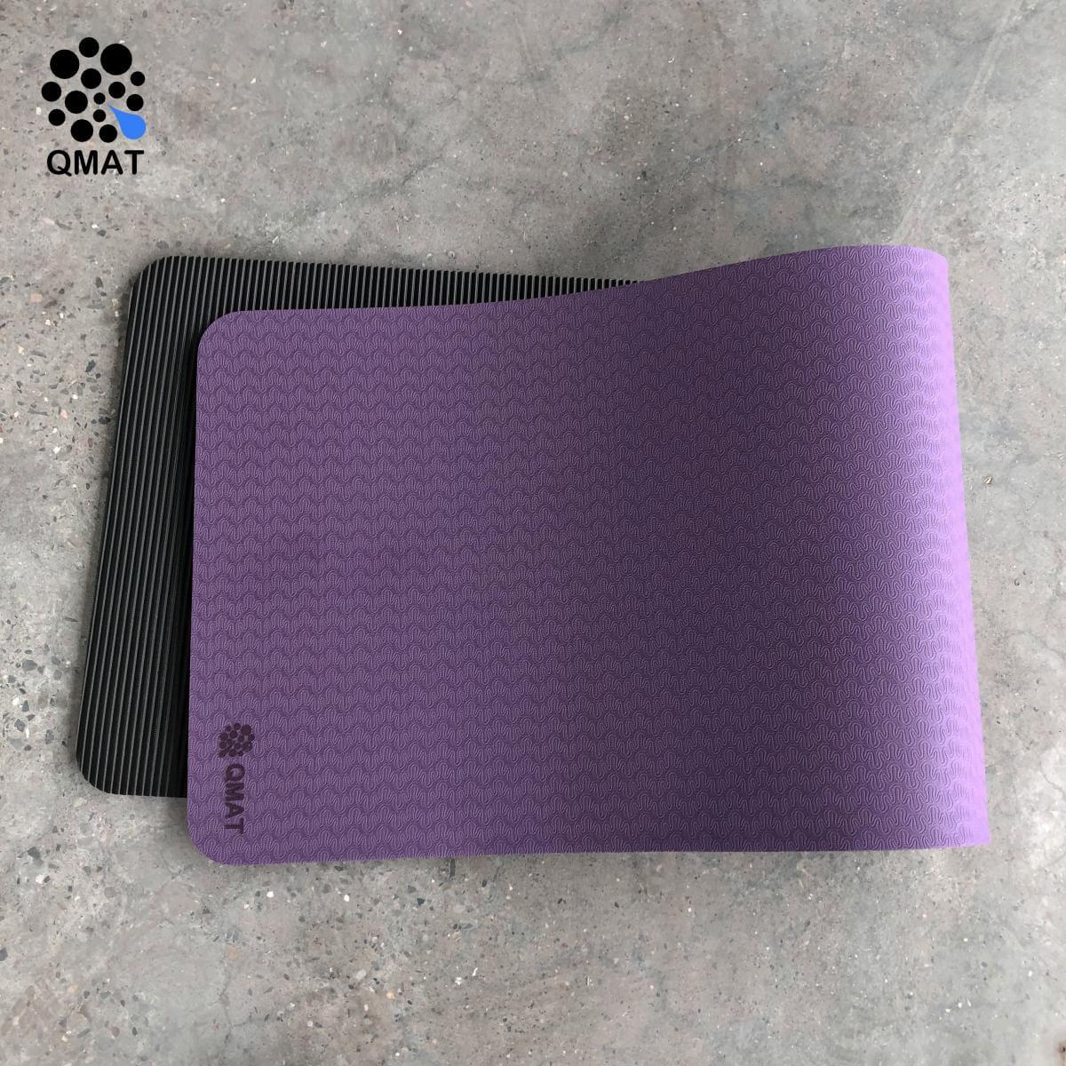 【QMAT】 10mm 雙色運動墊(共六色) 17