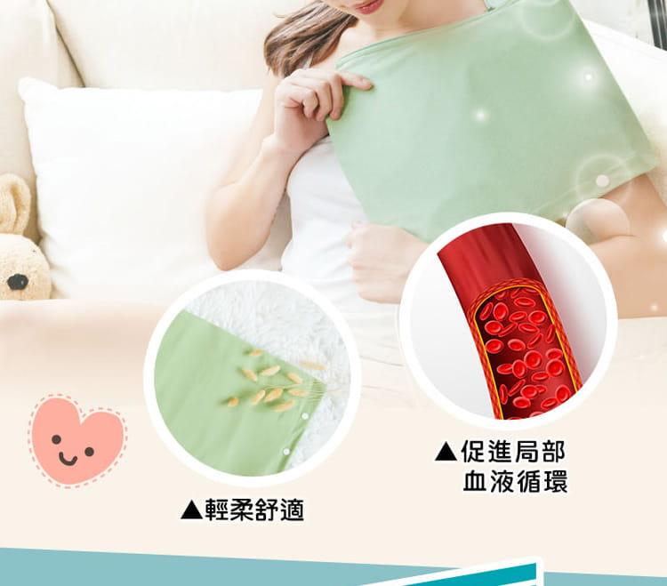 【comefree】乾溼兩用智慧型熱敷墊(關節) 台灣製 3