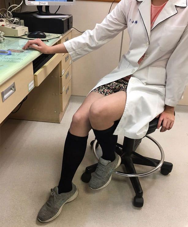 【力美特機能襪】彈力機能壓力襪(黑) 11