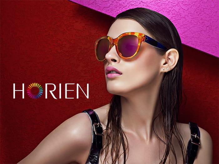 【母親節特惠】HORIEN海儷恩 時尚大圓框偏光太陽眼鏡 抗UV ( N6212 P06 ) 10