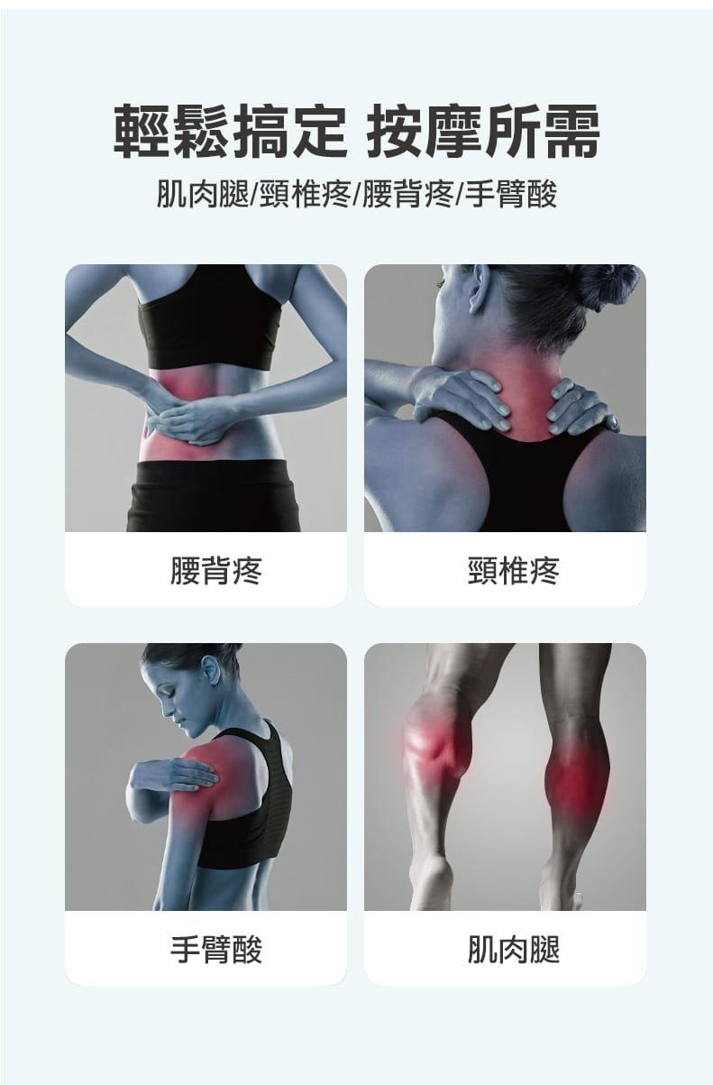 立體瑜珈柱按摩滾輪  肌肉筋膜放鬆 5