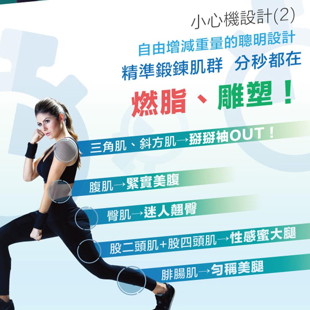 西班牙G-Fitters重力機能健身組(健身褲+健身護腕) 6
