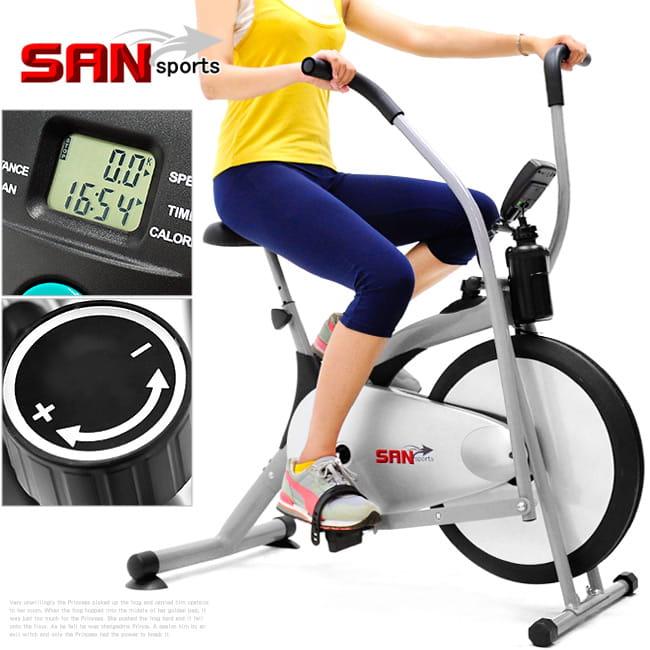 【SAN SPORTS】手腳並用手足健身車    室內腳踏車 0