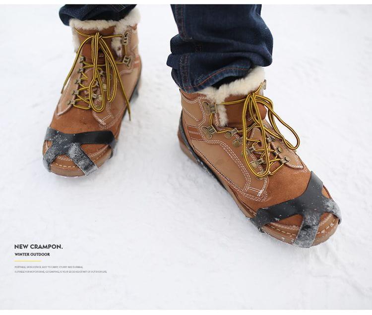 十爪冰雪地防滑防摔鞋套 13