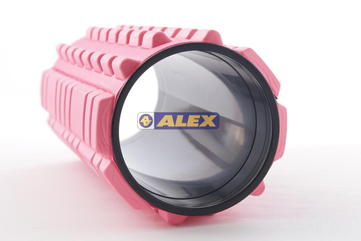 【ALEX】多功能瑜珈滾筒 按摩滾輪  瑜珈柱 8