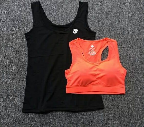 運動休閒內衣 背心上衣 運動韻律有氧跑步瑜珈LETS SEA-KOI 0