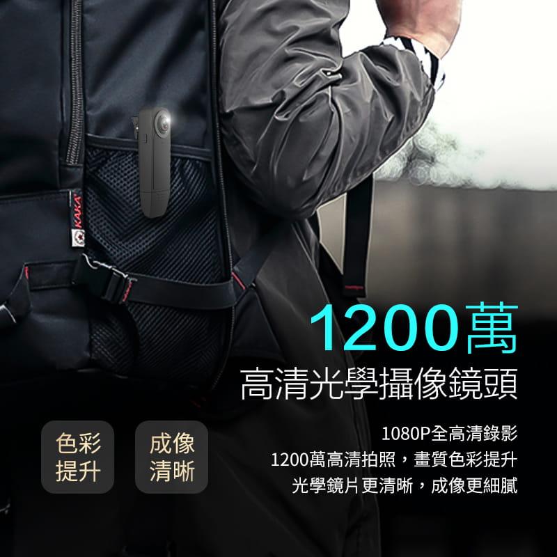 高清1080P夜視微型攝影機 9