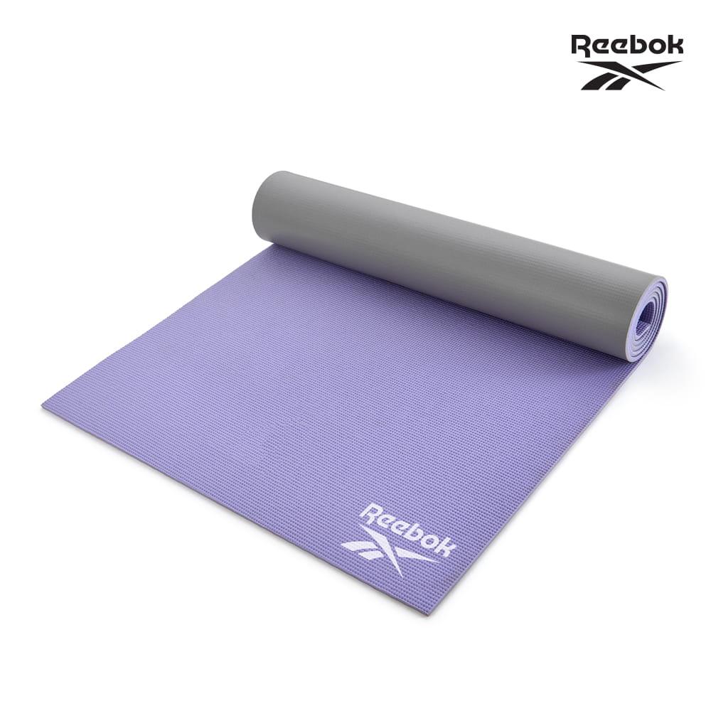 【Reebok】專業訓練雙色瑜珈墊-6mm(共三款) 2