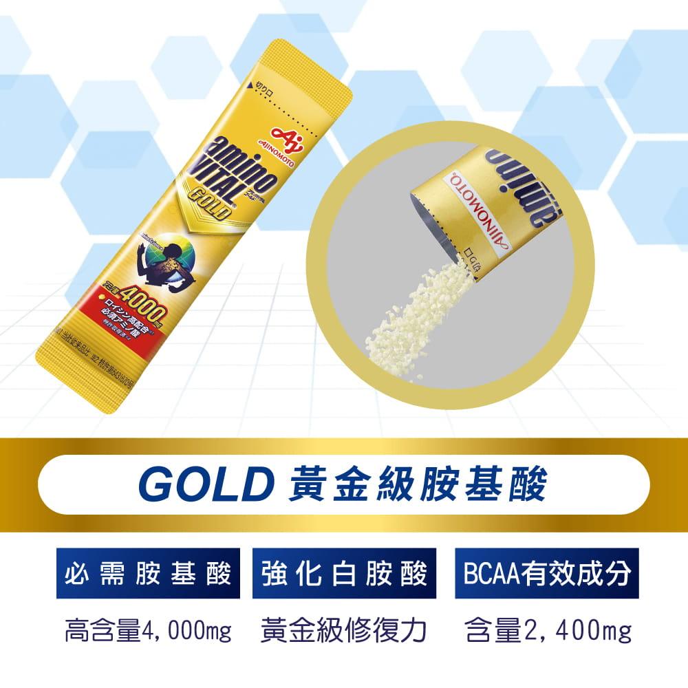 【aminoVITAL】GOLD【黃金級胺基酸】 3