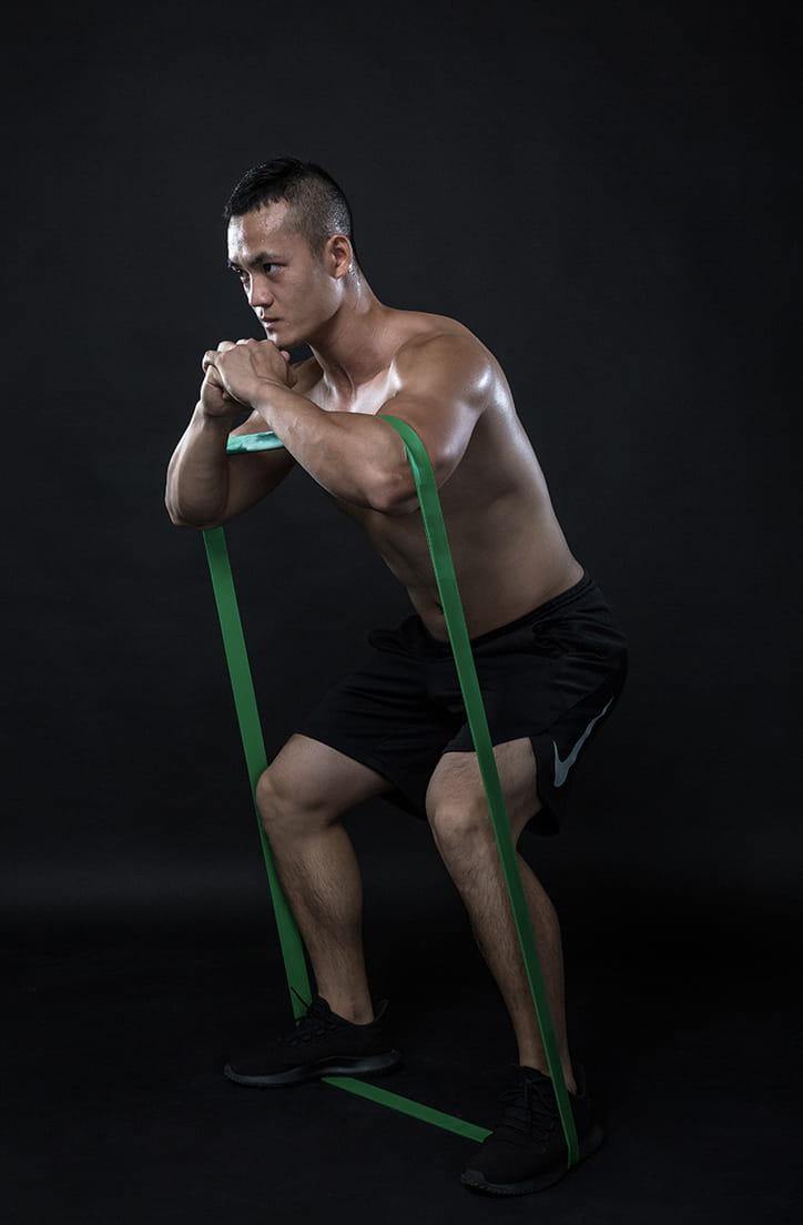 30公斤健身阻力帶【Fitek】 7