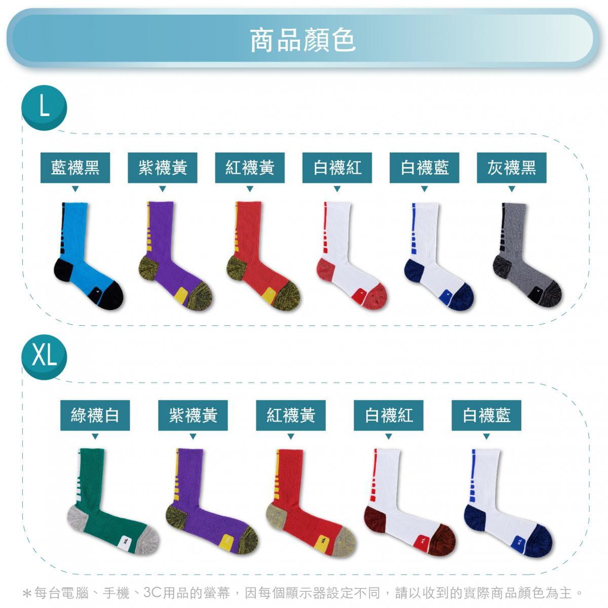 【FAV】除臭機能厚底運動襪 5