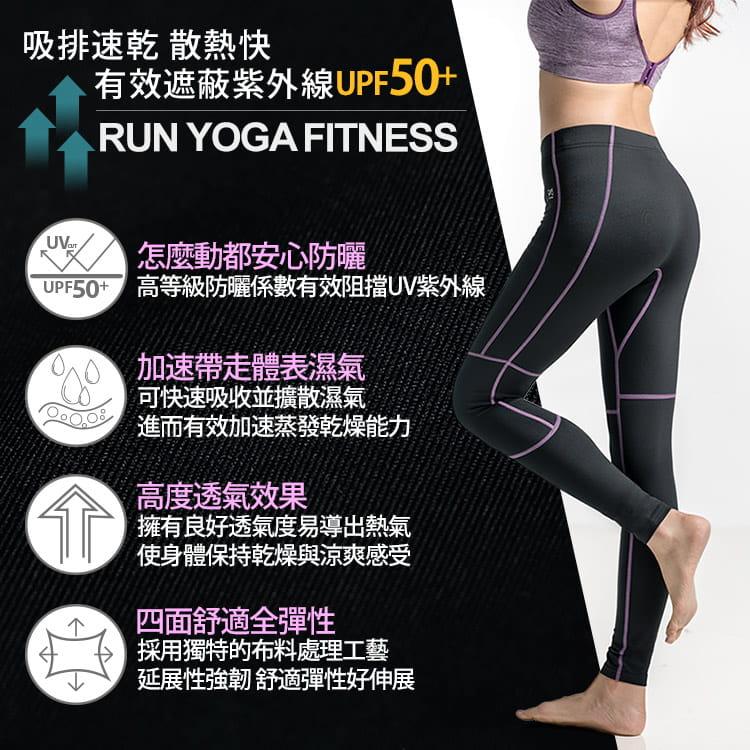 【BeautyFocus】男女智能調節運動壓力褲 8