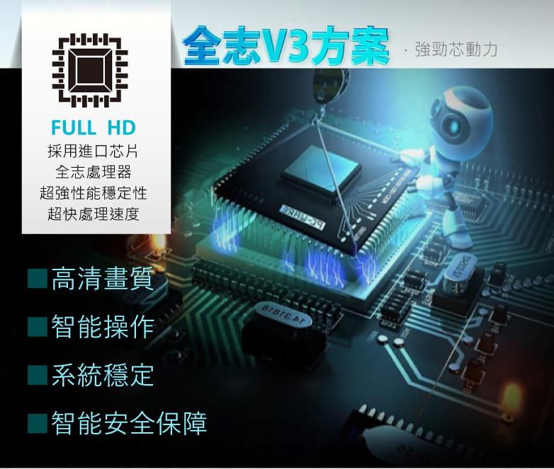 【勝利者】1080P防水雙鏡頭機車行車紀錄器 2