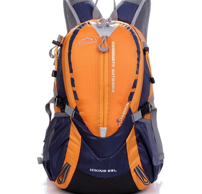輕量化休閒登山自助旅行後背包