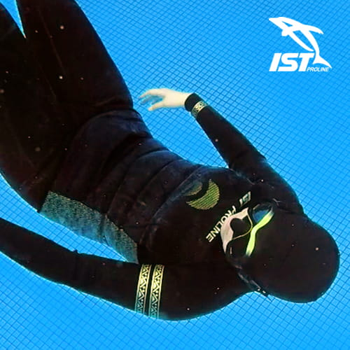 【IST】WSH-03 二件式Neoskin自由潛水防寒衣 5