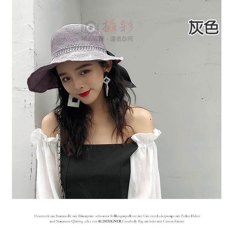 女用空頂遮陽帽 2