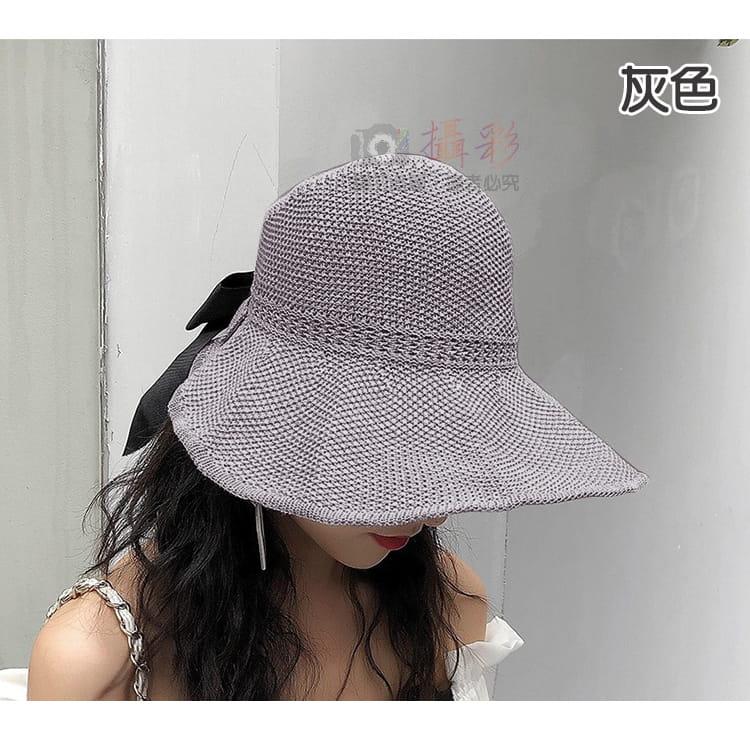 女用空頂遮陽帽 3