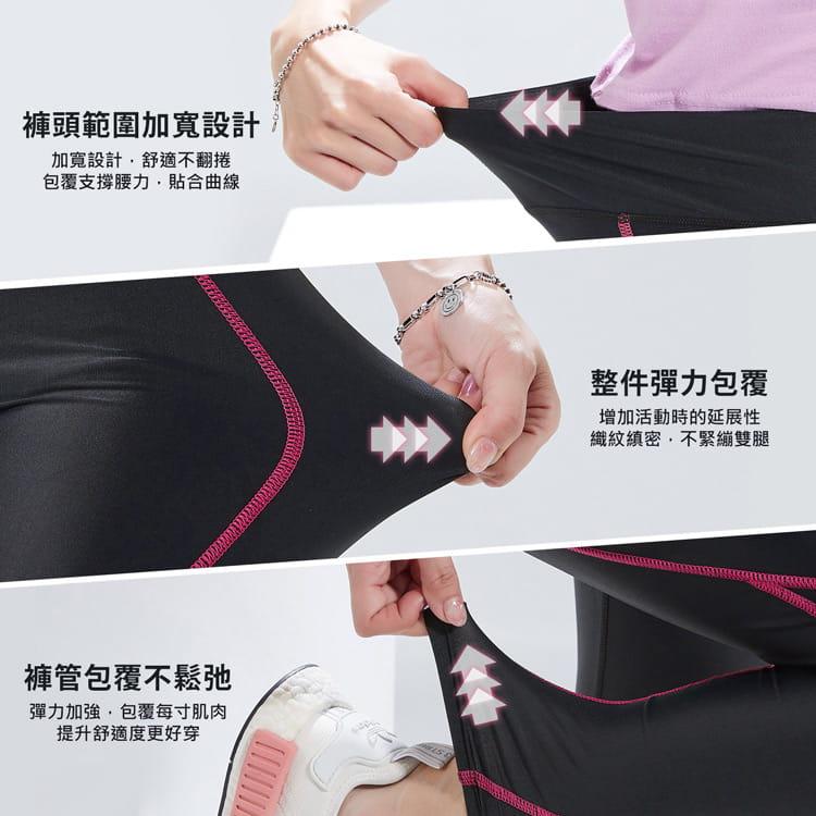 【BeautyFocus】男女機能驗證運動壓力褲5821-22 11
