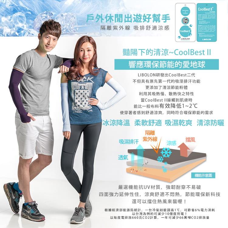 【BeautyFocus】超彈力運動防曬涼感袖套 4
