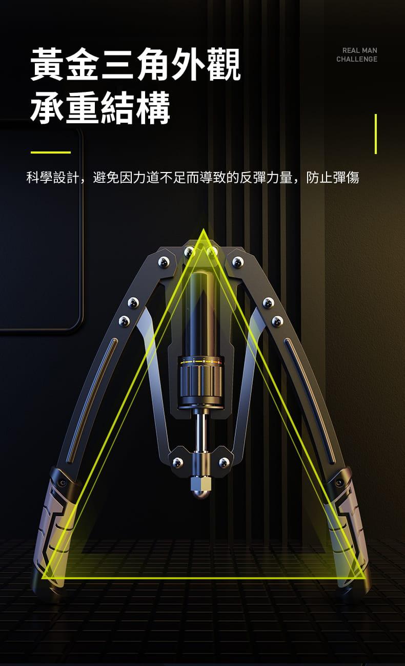 臂力器可調節男士家用訓練健身器材鍛煉胸肌手臂練臂肌臂力棒 7