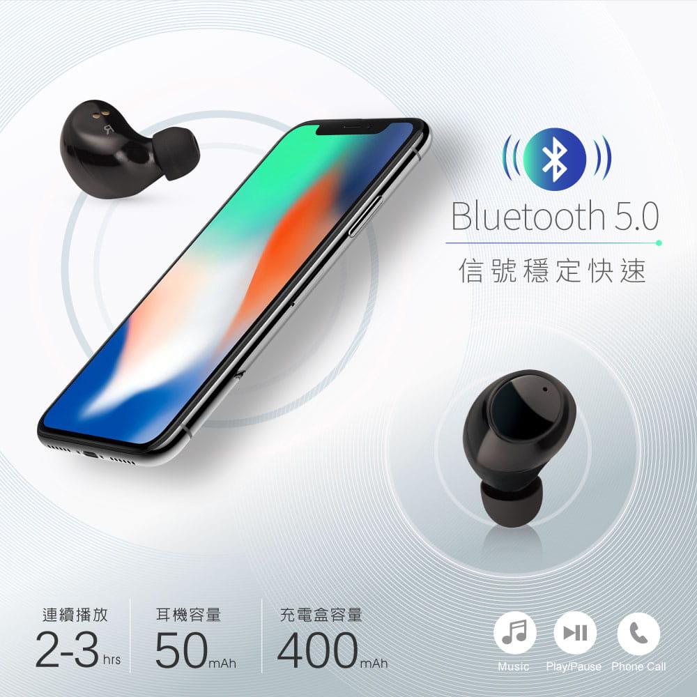 【E-books】SS7 真無線藍牙5.0音樂耳機 1