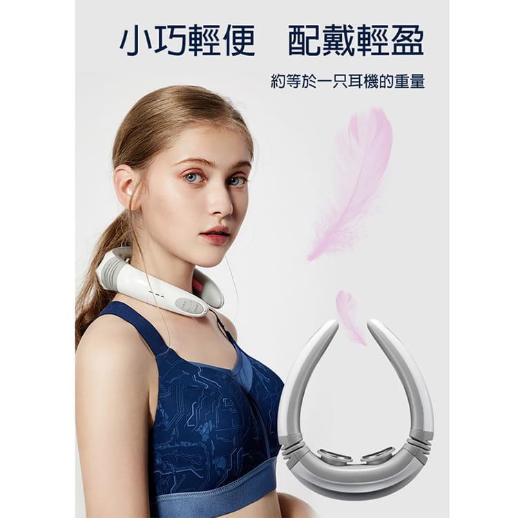 【JAR嚴選】便攜型智能頸椎按摩器 12