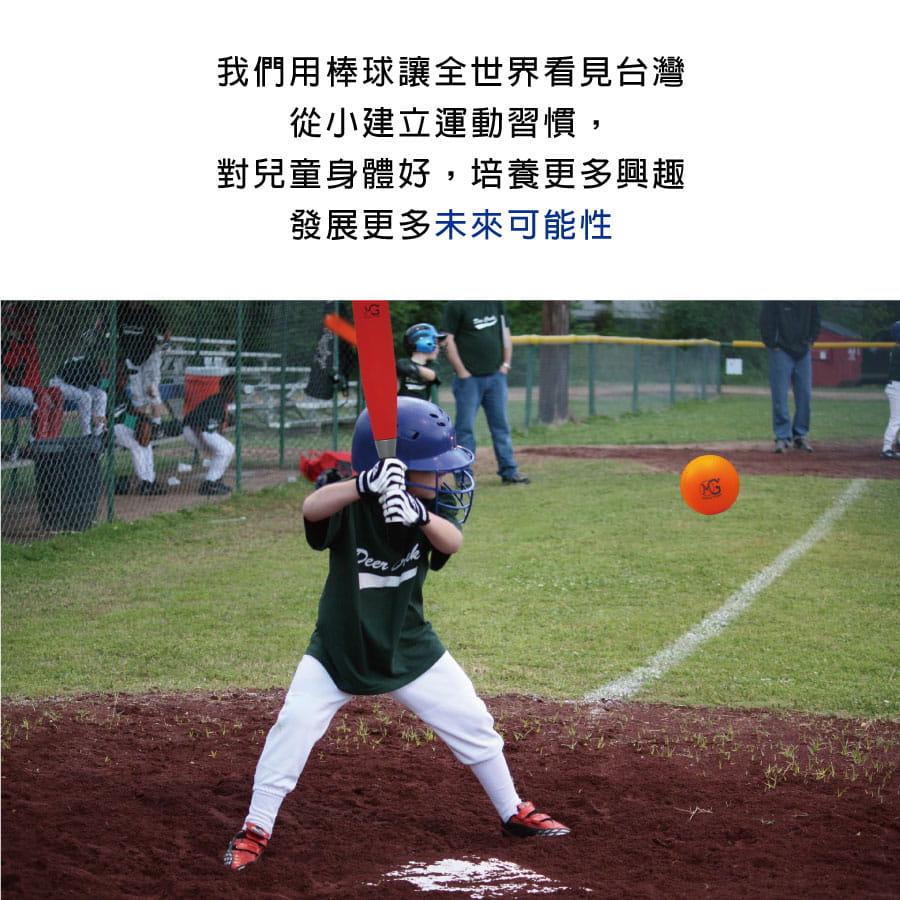 【Macro Giant】樂樂棒球三入球組 2
