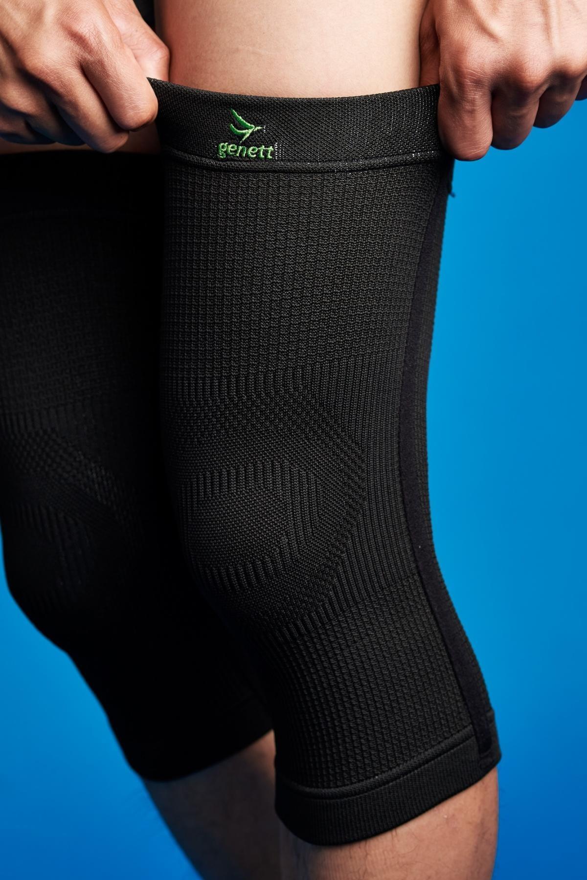 Genett纖維健康中統襪 2