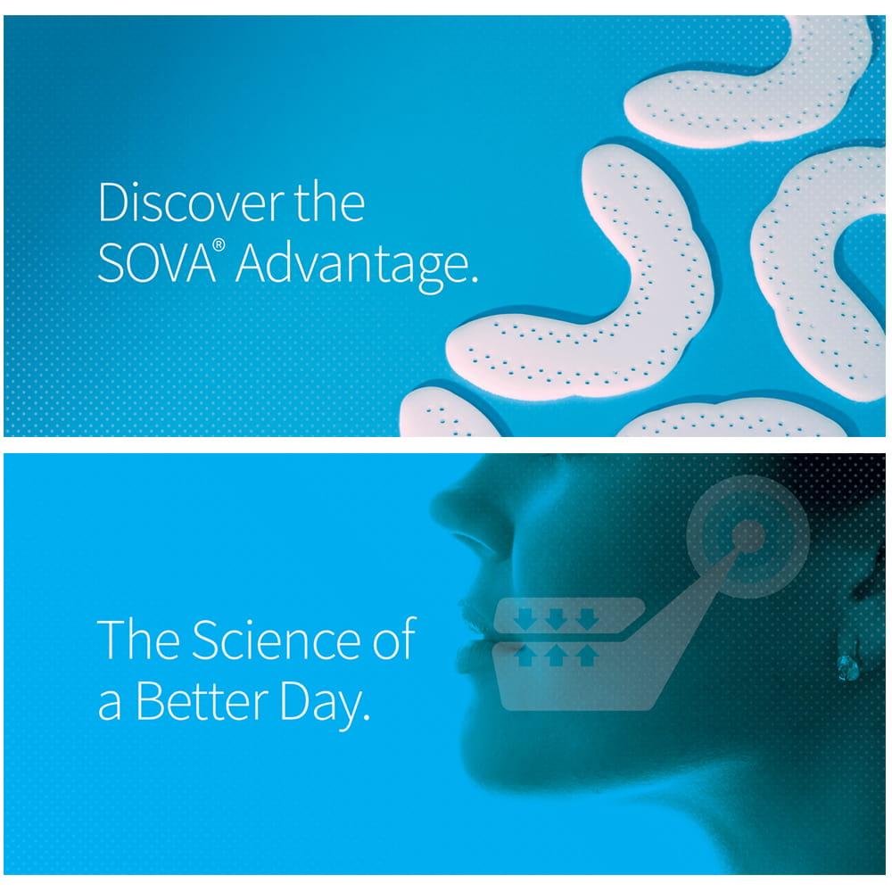 【SOVA】 AERO 專業防磨牙牙套 ◆ 護牙套 睡眠 夜間防護 夜間磨牙 護齒 成人 美國製 3