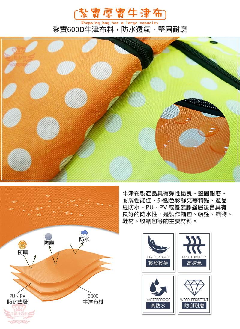 多功能環保購物袋 9