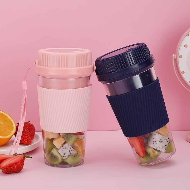 【英才星】隨身電動杯裝果汁榨汁機 20
