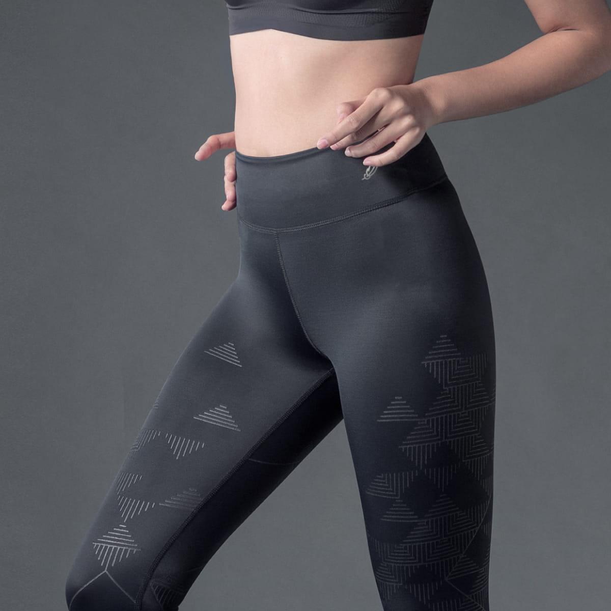 TENO超彈感美型健身褲-Mountain山稜 13
