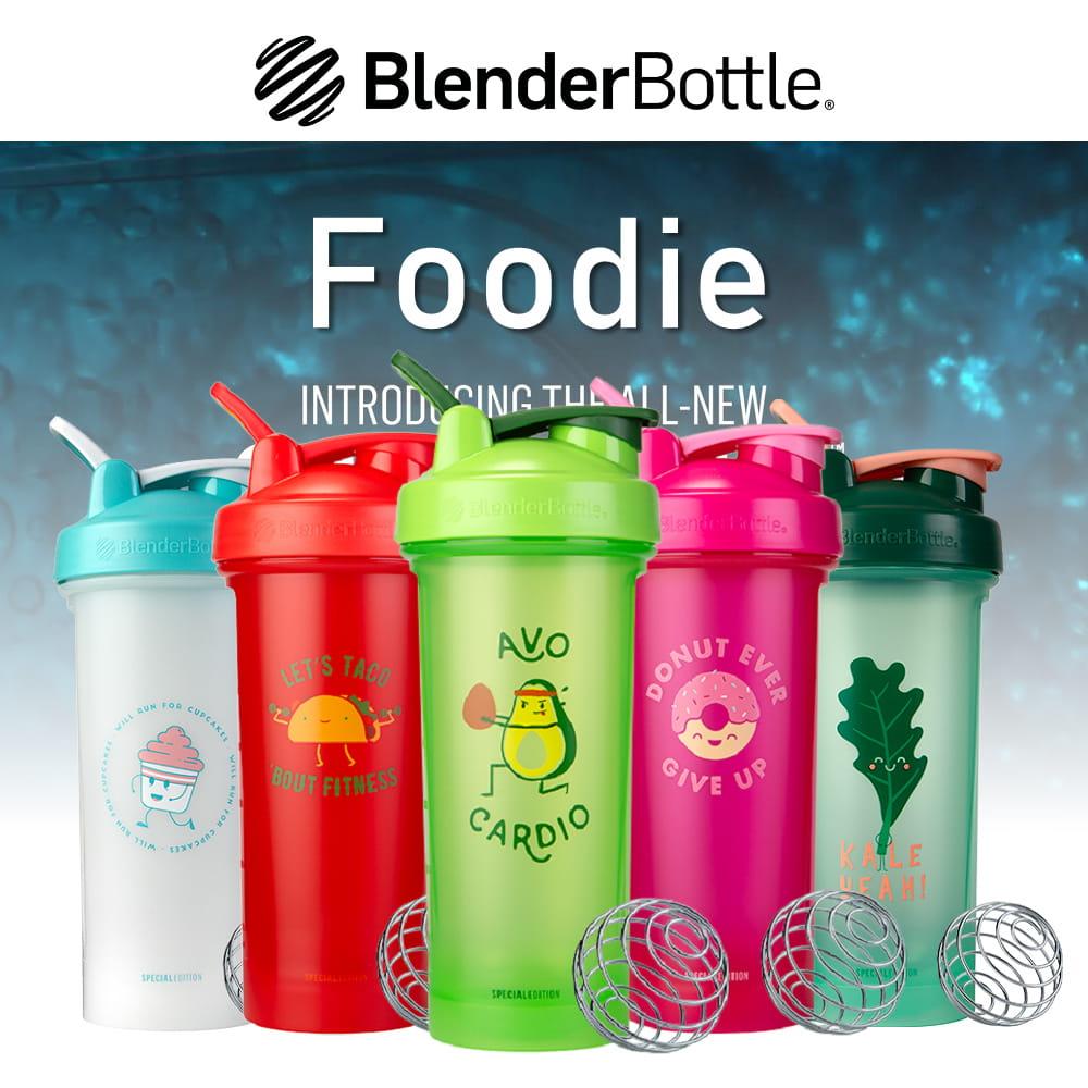 【Blender Bottle】Classic系列 V2 Foodie搖搖杯 28oz 5色 1