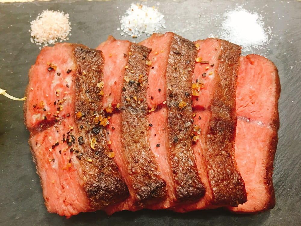 【野人舒食】-高蛋白厚切低脂舒肥牛排( 250g±5g ) 4