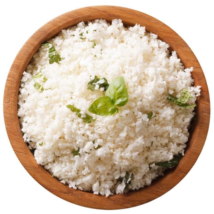 《極鮮配》輕食減醣花椰菜米家庭包 1