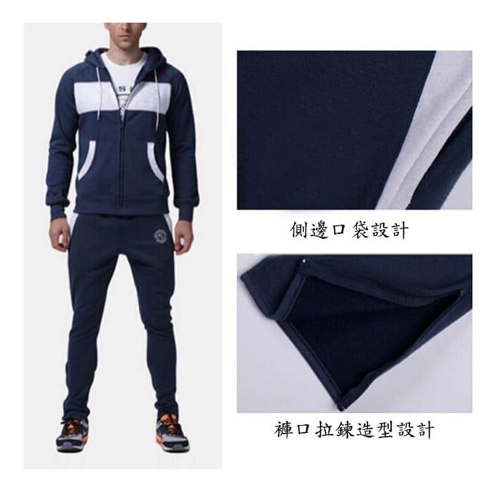 男士舒適休閒運動長褲 8