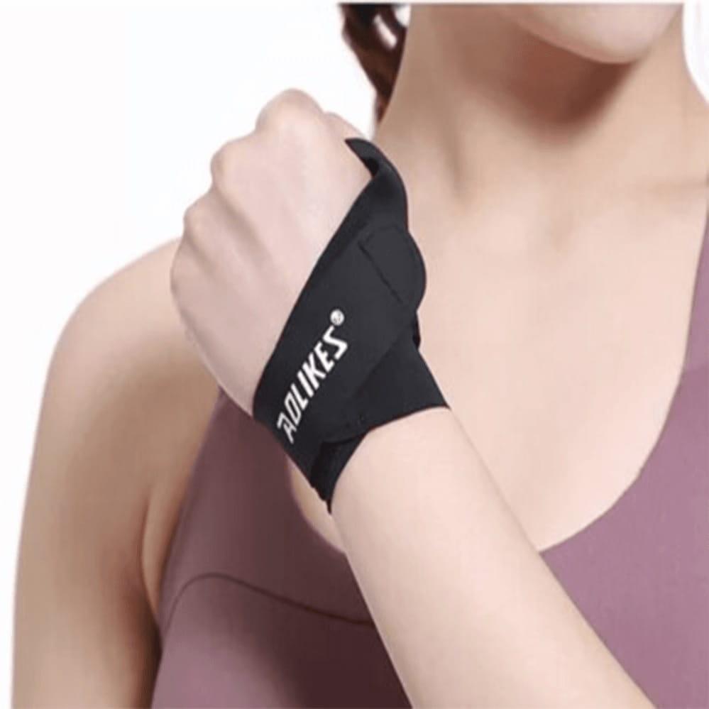 AOLIKES 運動薄款大拇指護手腕 0
