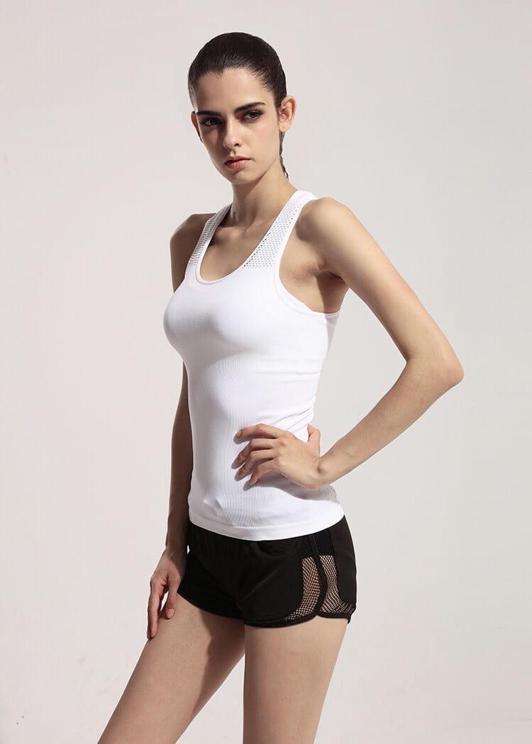運動休閒 背心上衣 運動韻律有氧跑步瑜珈LETS SEA-KOI 7