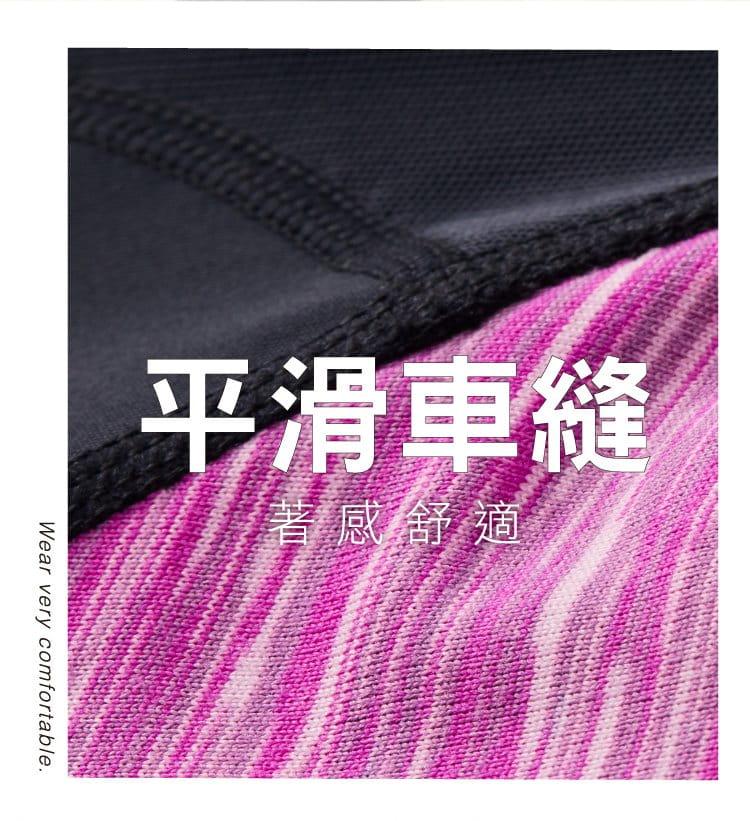 【iFit】Fitty 迷彩 護膝壓力褲(旗艦拼彩款) 12