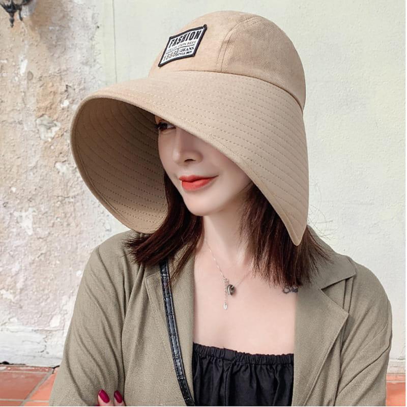【JAR嚴選】時尚春夏360度抗UV防曬遮陽帽(遮臉修飾 大帽簷網紅爆款) 8