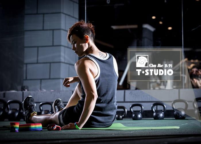 【T-STUDIO】純棉滾邊吊嘎束胸-滾邊白 6