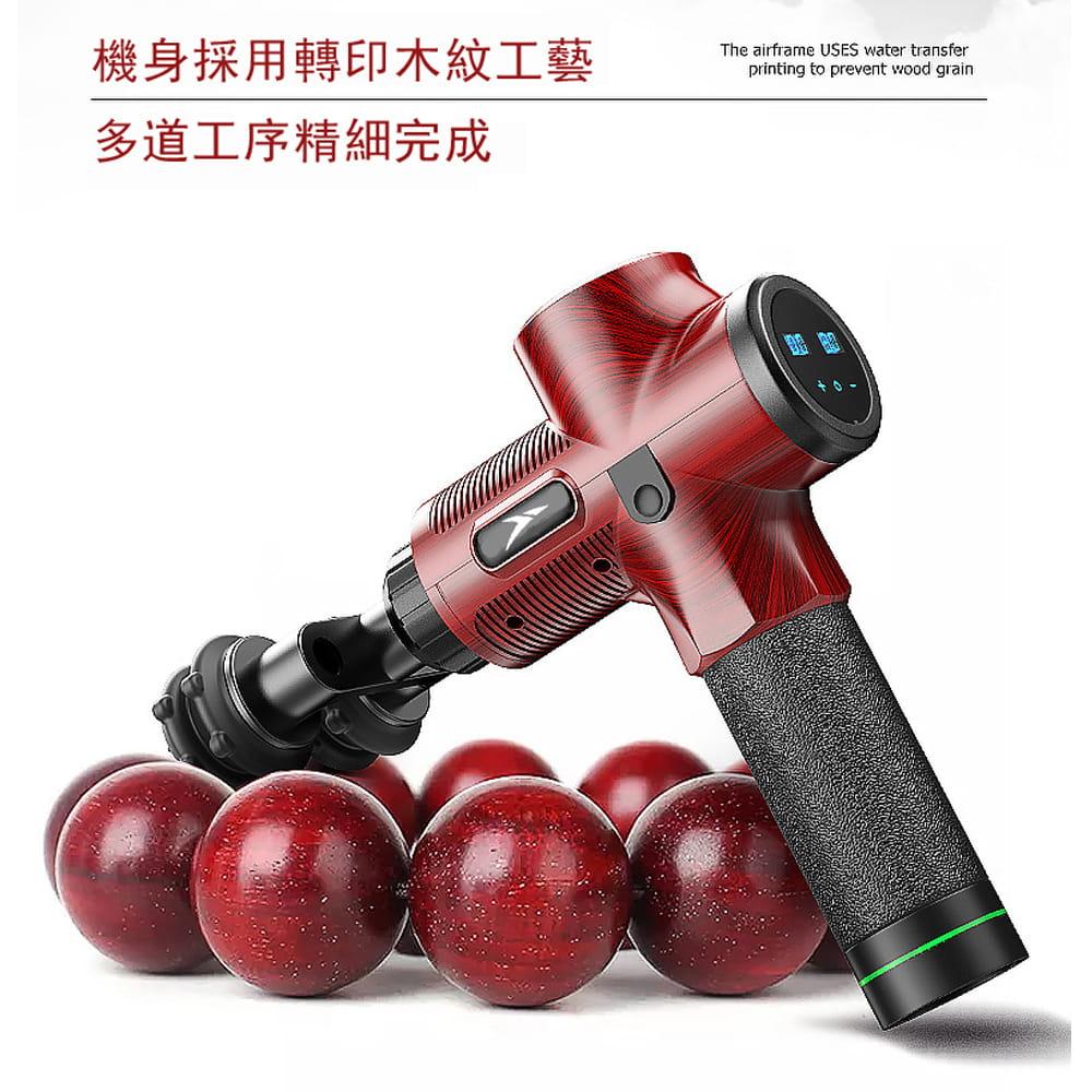悅步雙頭電動筋膜槍-豪華款30檔(台灣BSMI認證保固一年) 17